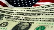 Die Firma Crane liefert seit rund 200 Jahren das Papier für den Dollar.