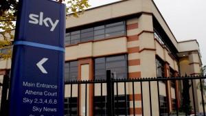 Sky-Verkauf füllt 21st Century Fox die Kasse