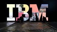 IBM macht dank Software-Geschäft Rekordgewinn