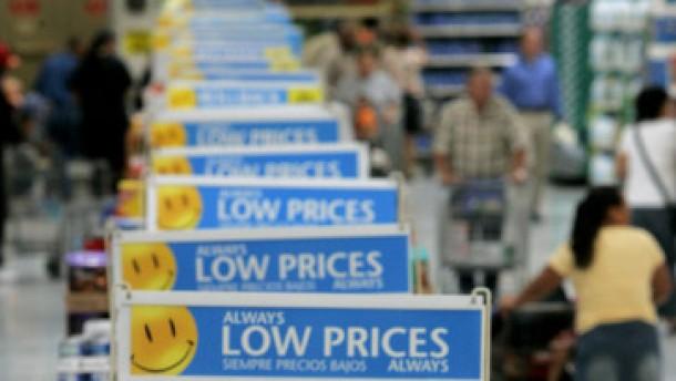 Wall Street in der Hand der Verbraucher