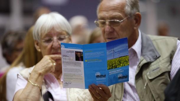 Prokon - Genusscheingläubiger wollen die Genossenschaft