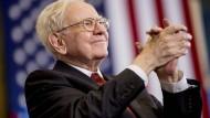 Starinvestor Warren Buffett