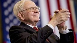 Warren Buffett wird Apples zweitgrößter Aktionär