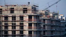 """""""Wohnungsmangel wird Dauersituation"""""""