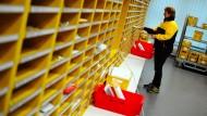 Für Postfächer müssen Kunden ab März zahlen