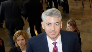 File photo of Ackman, CEO of Pershing Square Capital Management LP entering the AGM of Canadian Pacific Railway Ltd. in Calgary