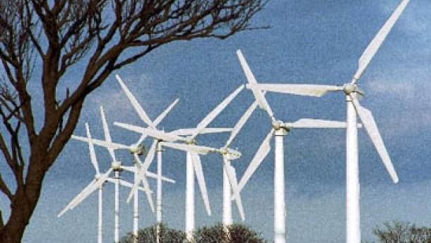 Windkraft-Aktien leiden an Börse unter Dauerflaute