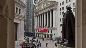 Trumps Schuldenpolitik sorgt für Stress am Geldmarkt