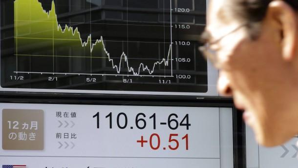 Donald Trump als Retter der Abenomics