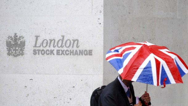 Bisher kein Brexit-Ausverkauf in London