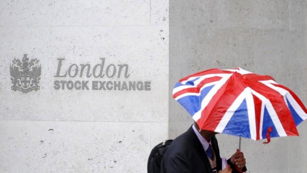 Die Börse London im Schatten des Brexit