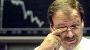 Endzeitstimmung an der Börse