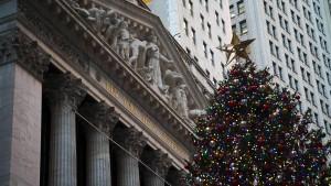 Weihnachten, die Börse und der Dax