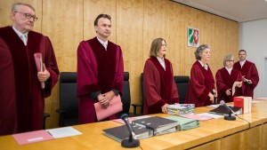 NRW-Gerichtshof urteilt über Kommunal-Soli