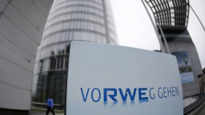 Linde verschreckt, RWE-Spaltung erfreut
