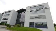 Firmensitz von Bertrandt in Ehningen
