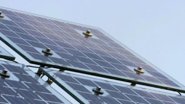 Solaraktien sollen den Bann brechen