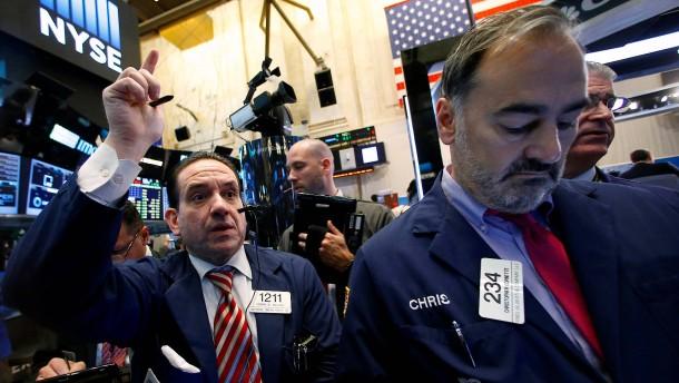 Dax-Anleger fürchten Staatsschuldenkrise 2.0