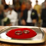 Wer heiratet, zahlt bis zu 15.000 Euro weniger Steuern.