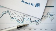 Die Dividendenzahlungen der Münchener Rück schwanken weniger stark.