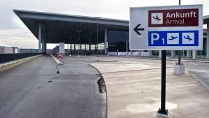 Neue Technikprobleme am Hauptstadt-Flughafen