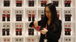 Coca-Cola bringt erstes alkoholhaltiges Getränk