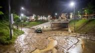 Mehrere Tote nach Überschwemmungen in Süddeutschland