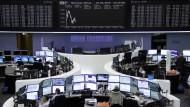 Stockende Griechenland-Verhandlungen drücken Dax ins Minus