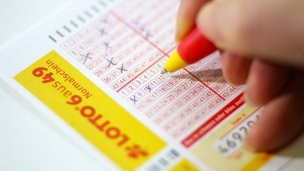 Hessen bleibt das Land der Lotto-Glückspilze