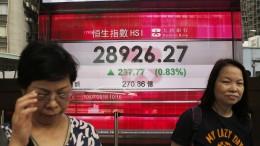 Italien will Anleihen in China begeben