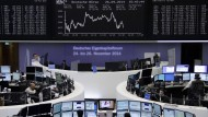 Einzelaktien-Baisse in einer Gesamtmarkt-Hausse