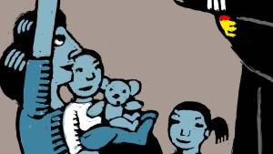 Das Finanzamt zahlt bei der Kinderbetreuung mit
