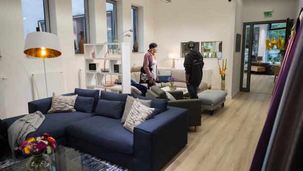 Möbelhändler Home 24 schafft starken Börsentag
