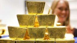 Goldnachfrage bei Deutscher Börse auf Rekordhoch