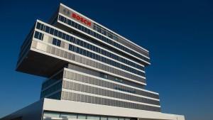 Bosch investiert Millionen in Künstliche Intelligenz