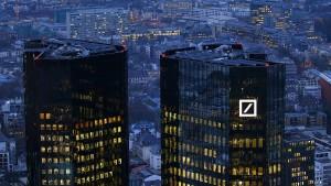 Krise der Deutschen Bank setzt Dax zu