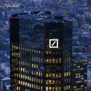 Düstere Aussichten bei der Deutschen Bank verschrecken deutsche Anleger.