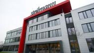 Firmenzentrale von Steilmann in Bergkamen.