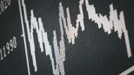 Keine Ruhe an den Börsen