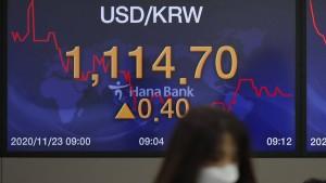 Dollar hilft Schwellenländern