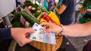 Deutsche sind Bargeldkönige der Eurozone