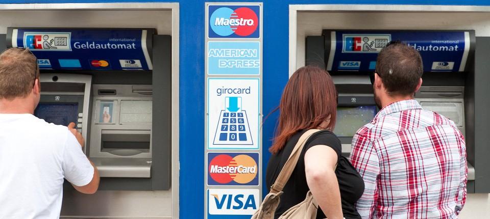 Ec Automaten Wo Kann Ich Noch Kostenlos Geld Abheben