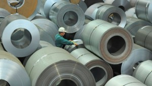 Stahlwerte profitieren