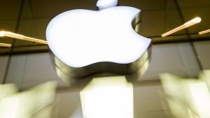 Investoren feiern wieder Apple