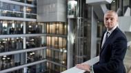 Noch Herr im Haus: Carsten Kengeter in Eschborn bei Frankfurt