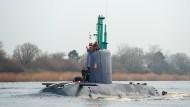 Französischer Kutter fängt portugiesisches U-Boot