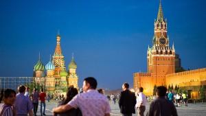 Wenig Lust auf Russland