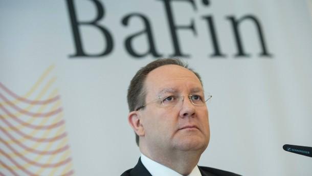 BaFin warnt vor Deregulierung der Bankenbranche