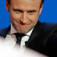 Das Wahlergebnis von Frankreichs Präsidentschaftskandidat Emmanuel Macron sorgt für Ereichterung an den Finanzmärkten.