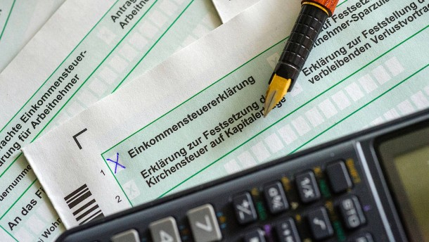 Wissenswertes zur Steuererklärung